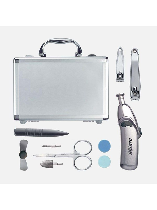 Image of   Babyliss 8480E Pro Manicure- and pedicure Set