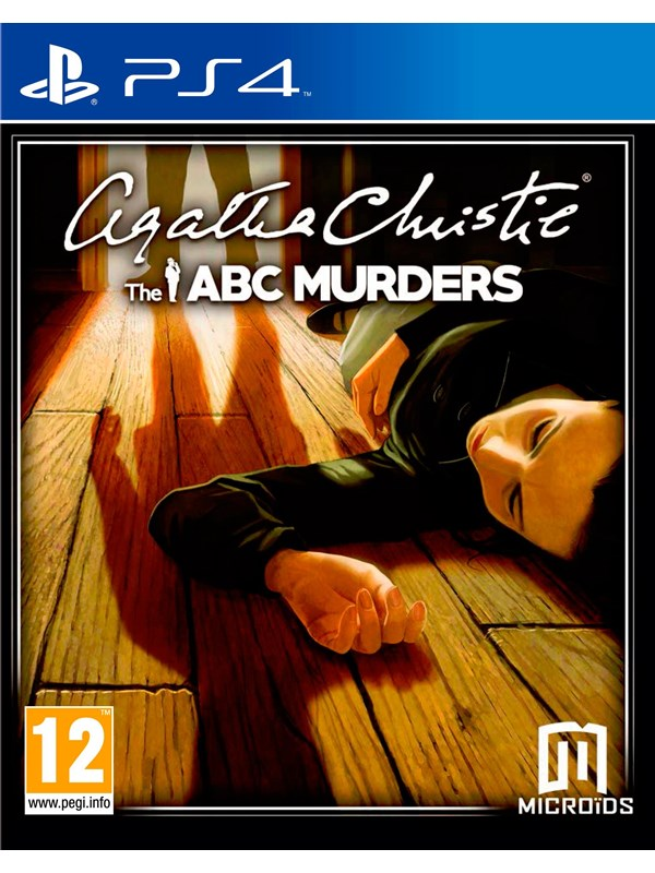 Image of   Agatha Christie: The ABC Murders - Sony PlayStation 4 - Eventyr