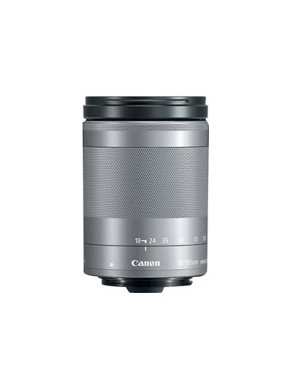 Image of   Canon EF-M 18-150mm F3.5-6.3 IS STM - Silver