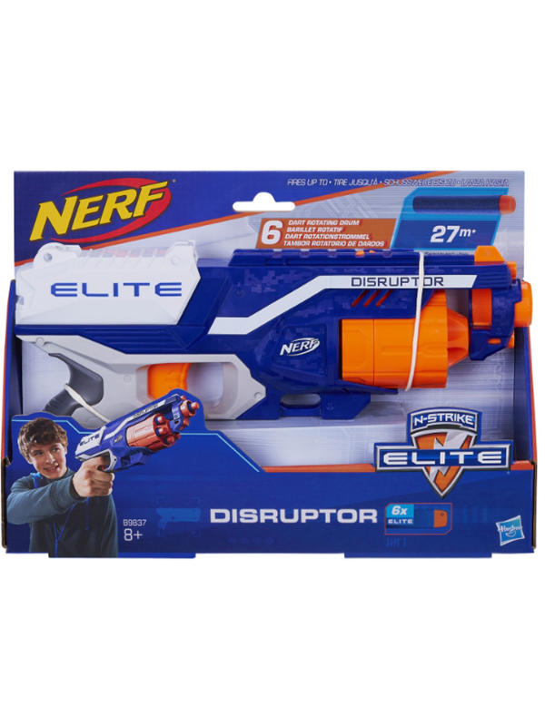 Image of   NERF N-strike Elite Disruptor
