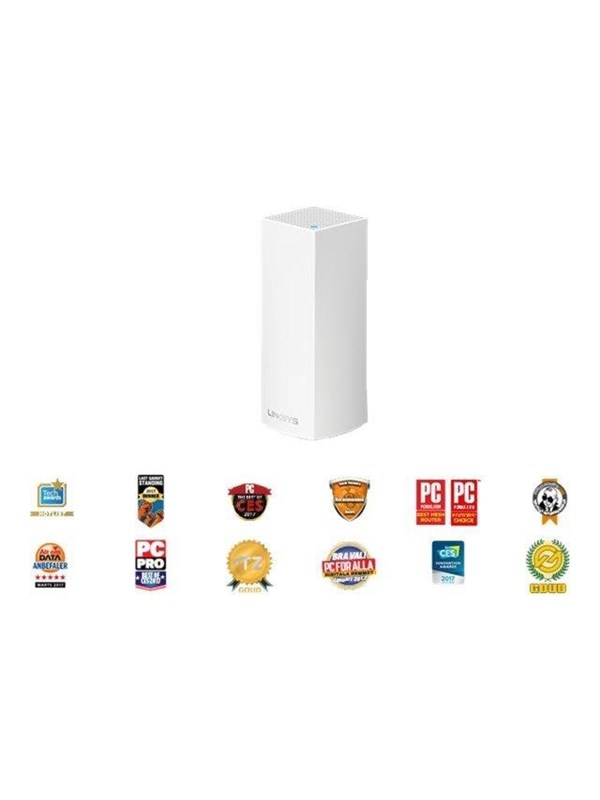 Linksys WHW0301 Velop Whole Home Mesh Wi-Fi System (pack of 1) – Mesh router Wi-Fi 5