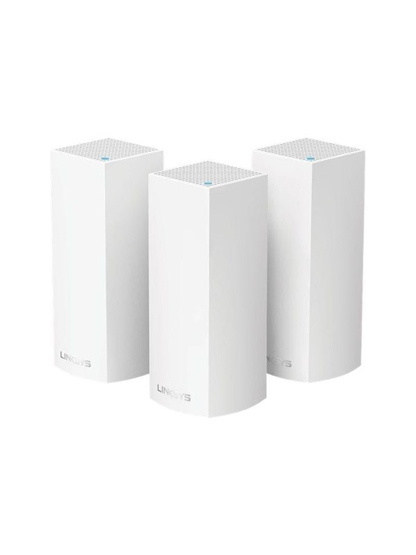 Linksys WHW0303 Velop Whole Home Mesh Wi-Fi System (pack of 3) AC2200 – Mesh router Wi-Fi 5