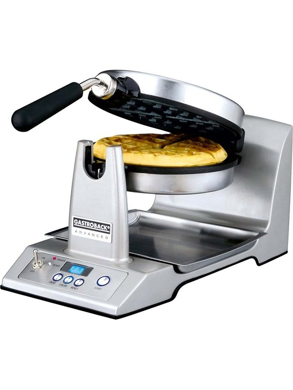 Image of   Gastroback Vaffeljern Design Wafflemaker Advanced EL