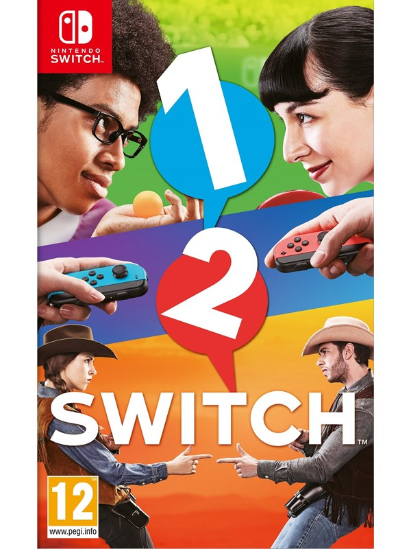 Image of   1-2-Switch - Nintendo Switch - Fest