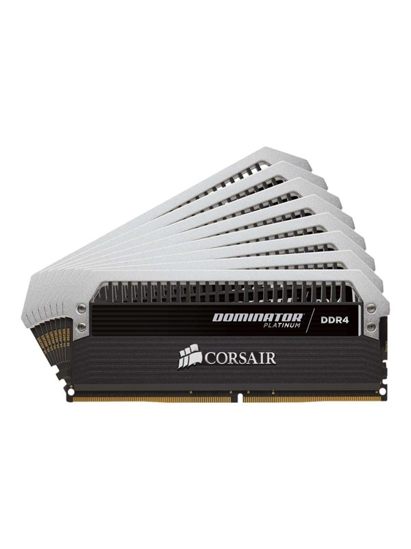 Image of   Corsair Dominator P DDR4-3200 C16 OC - 128GB