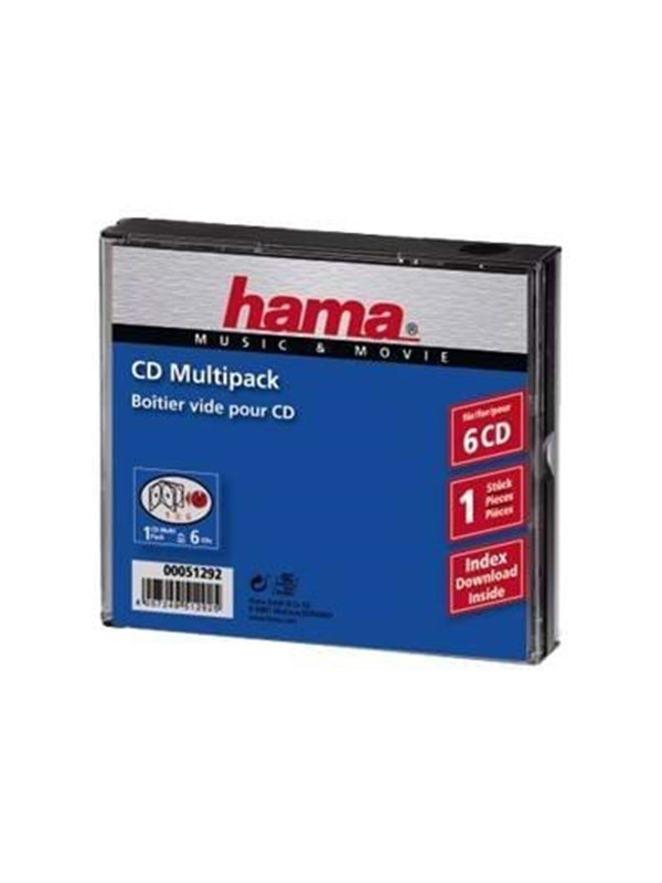 Image of   Hama CD Multipack