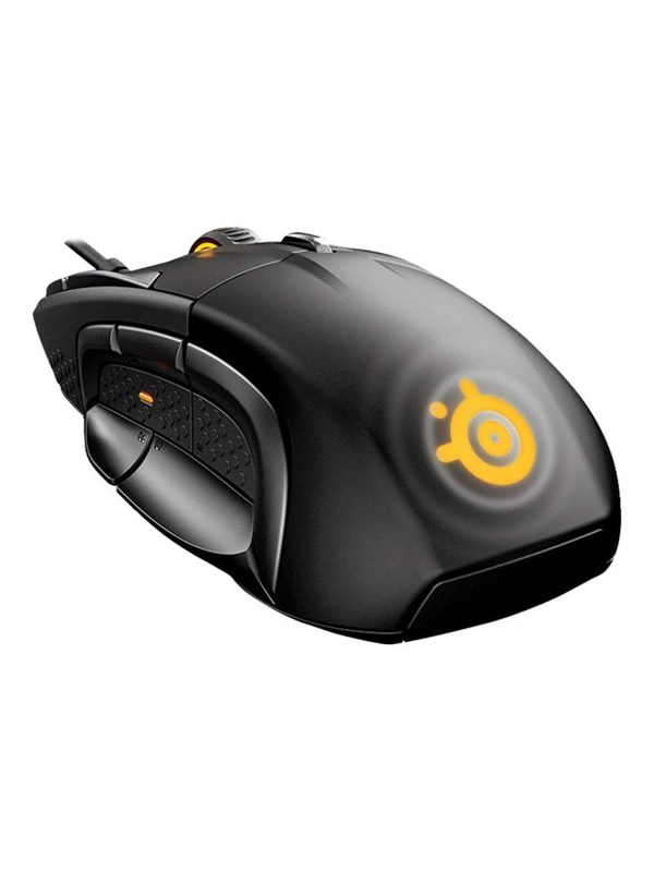 SteelSeries Rival 500 - Gaming Mus - Optisk - 15 knapper - Sort