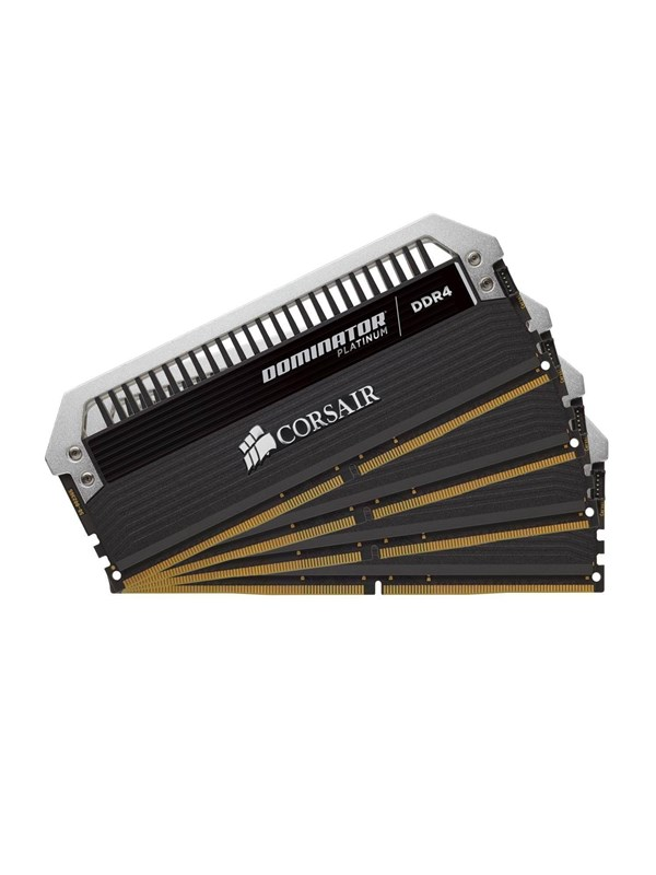 Image of   Corsair Dominator P DDR4-3000 C15 QC - 64GB