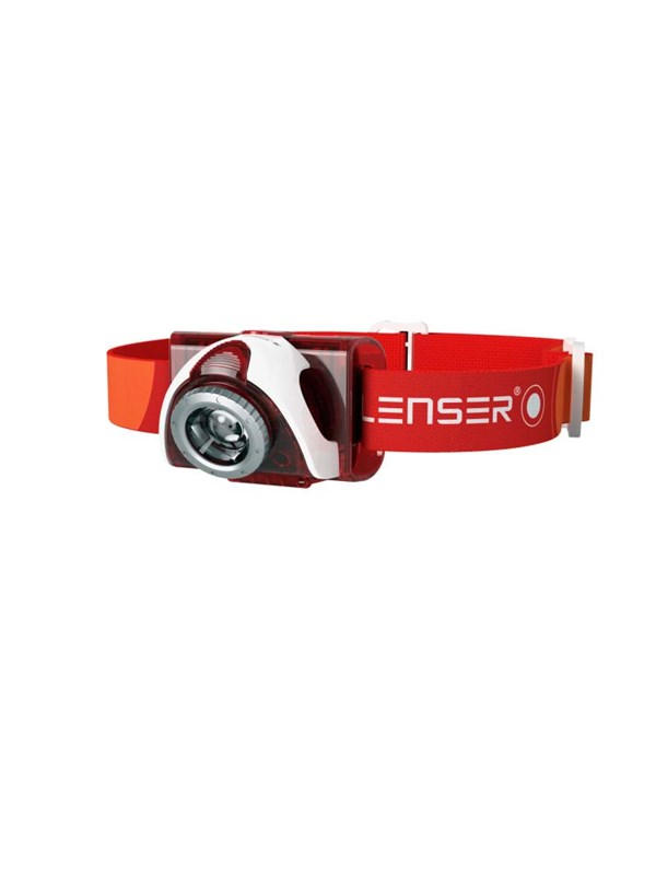 Image of   Ledlenser SEO5 - Red