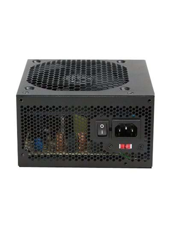 Image of   Antec Basiq VP350 Strømforsyning - 350 Watt - 120 mm - 80 Plus Bronze certified