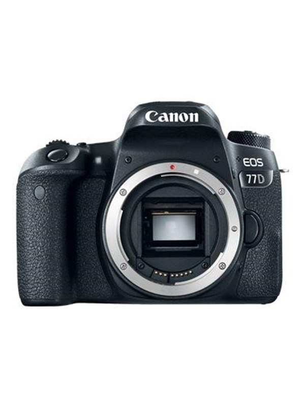 Image of   Canon EOS 77D Body