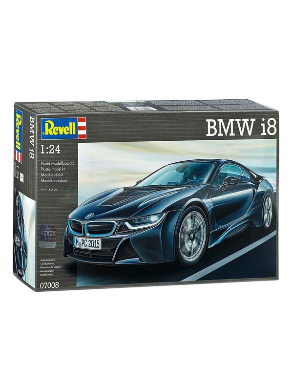 Image of   Revell BMW i8