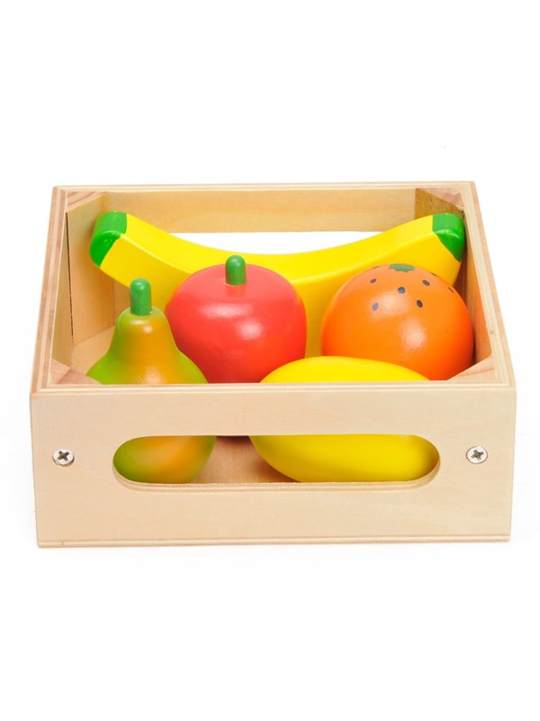 Image of   Eichhorn wooden box with Fruit