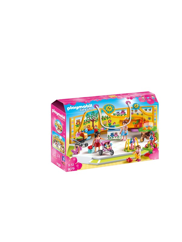 Image of   Playmobil City Life - Babybutik