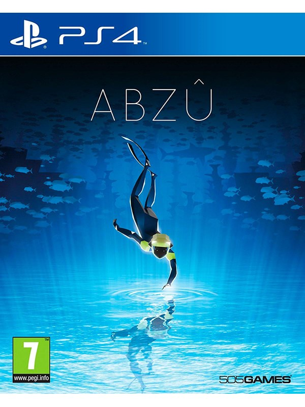 Image of   Abzu - Sony PlayStation 4 - Eventyr