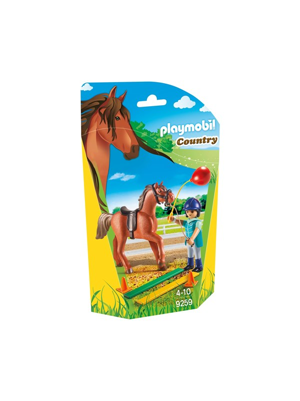 Playmobil Country - 9259 Hesteterapeut