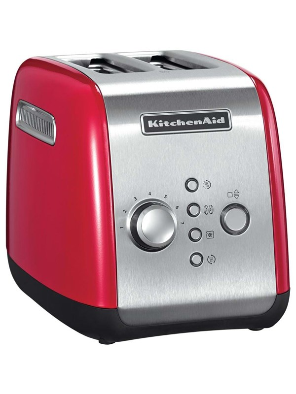 Image of   KitchenAid Brødrister 5KMT221EER - Red