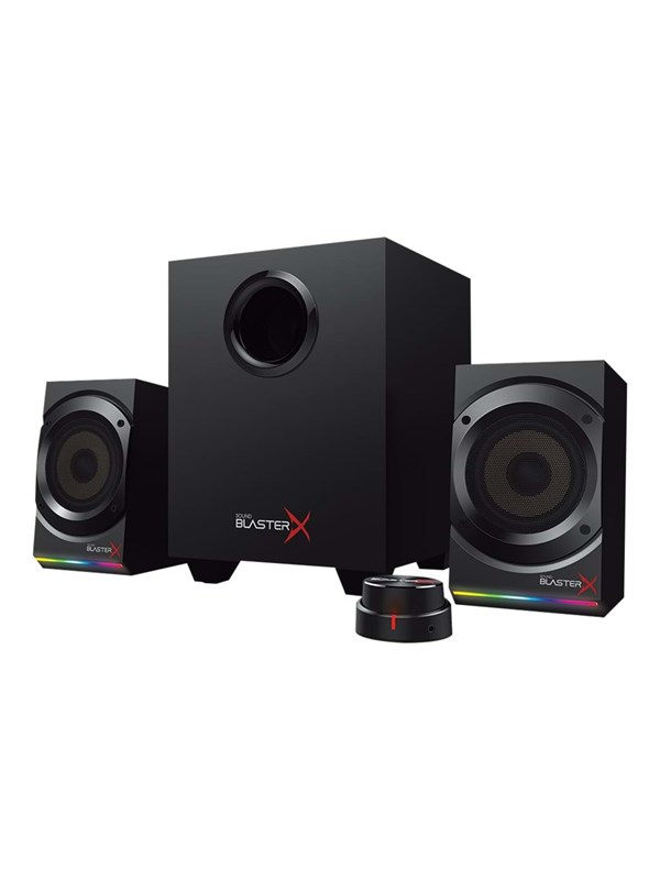 Image of   Creative Sound BlasterX Kratos S5 - 2.1 Kanal - Sort