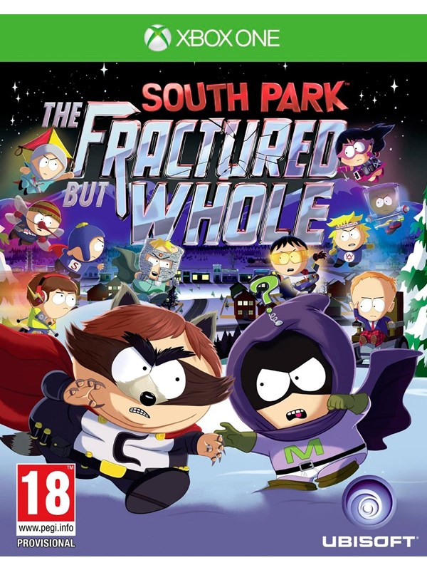 South Park - The Fractured But Whole - Microsoft Xbox One - Eventyr