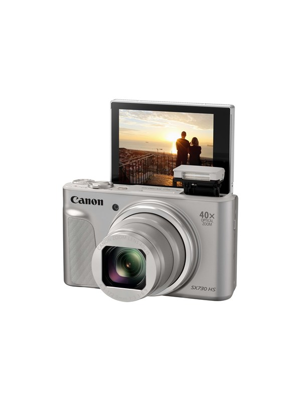 Image of   Canon PowerShot SX730 HS - Silver