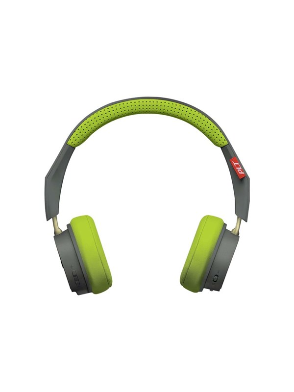 Image of   Plantronics Backbeat 500 - Grey/Green - Grøn