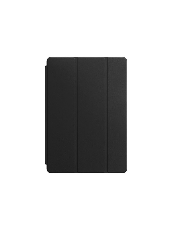 "Image of   Apple iPad Pro 10.5"" Leather Smart Cover - Black"