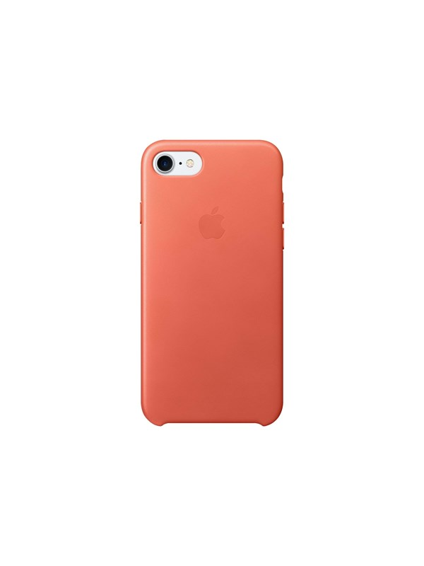 Image of   Apple iPhone 7/8 Leather Case - Geranium