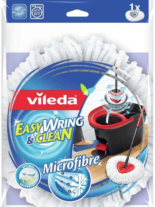 Image of   Vileda Professional Easy Wring & Clean Extra Mophead