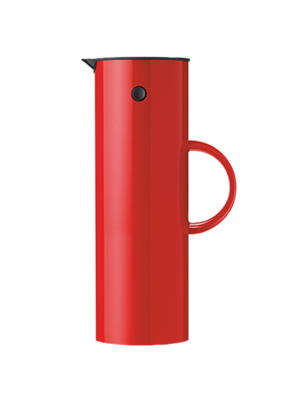 Image of   Stelton EM77 Thermo 1 L - Red