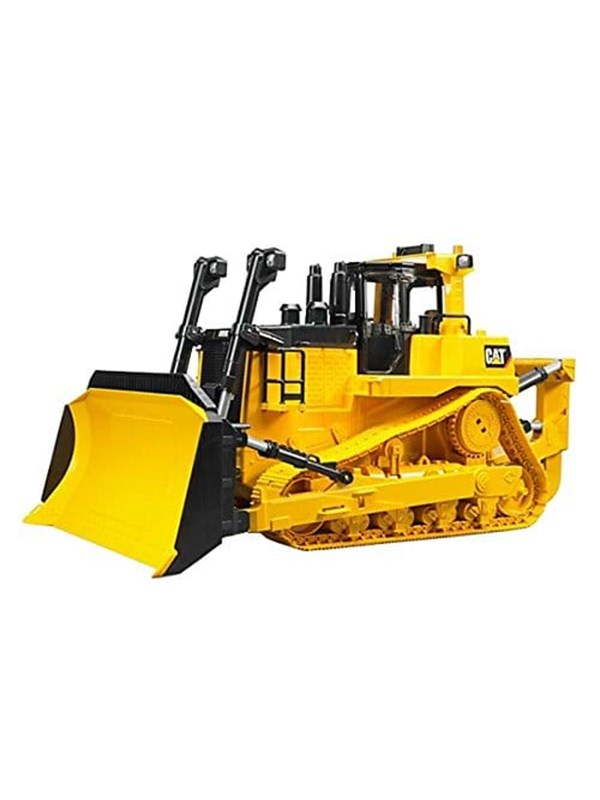 Image of   Bruder CAT large track-type tractor