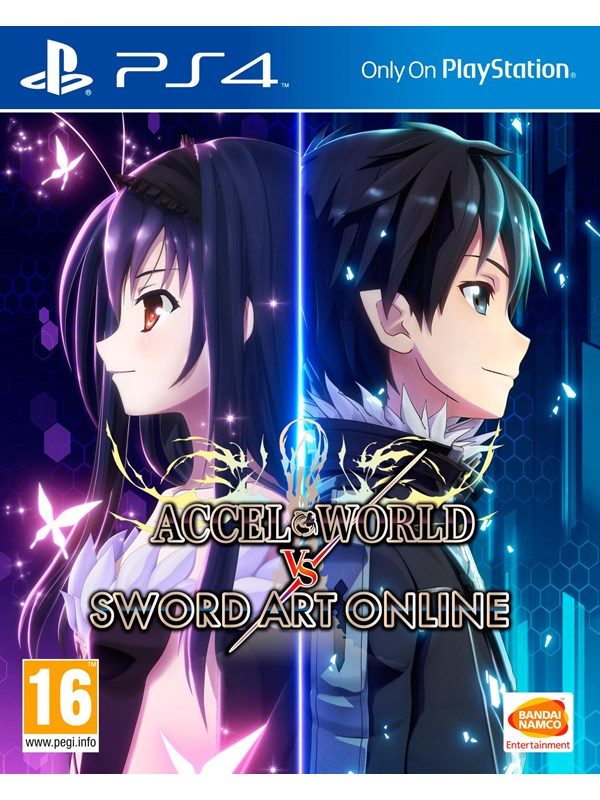 Image of   Accel World VS. Sword Art Online - Sony PlayStation 4 - RPG