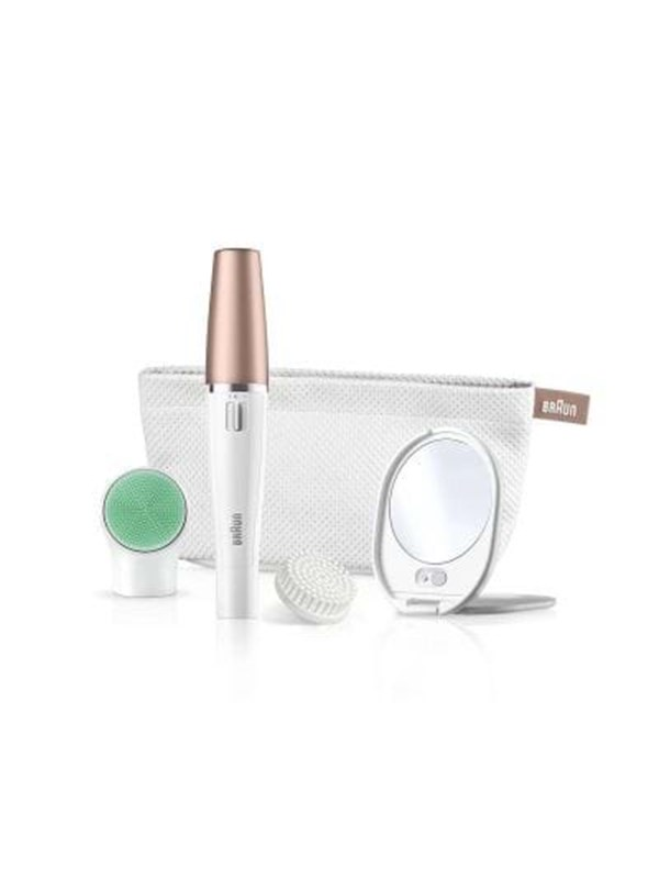 Image of   Braun Epilator FaceSpa 851v Beauty Edition Bronze