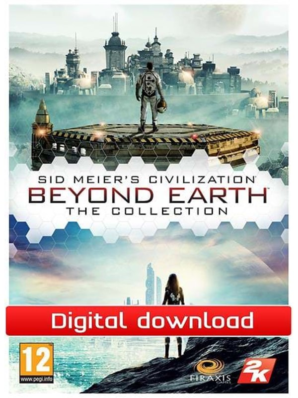 Image of   Civilization: Beyond Earth - The Collection - Windows - Strategi