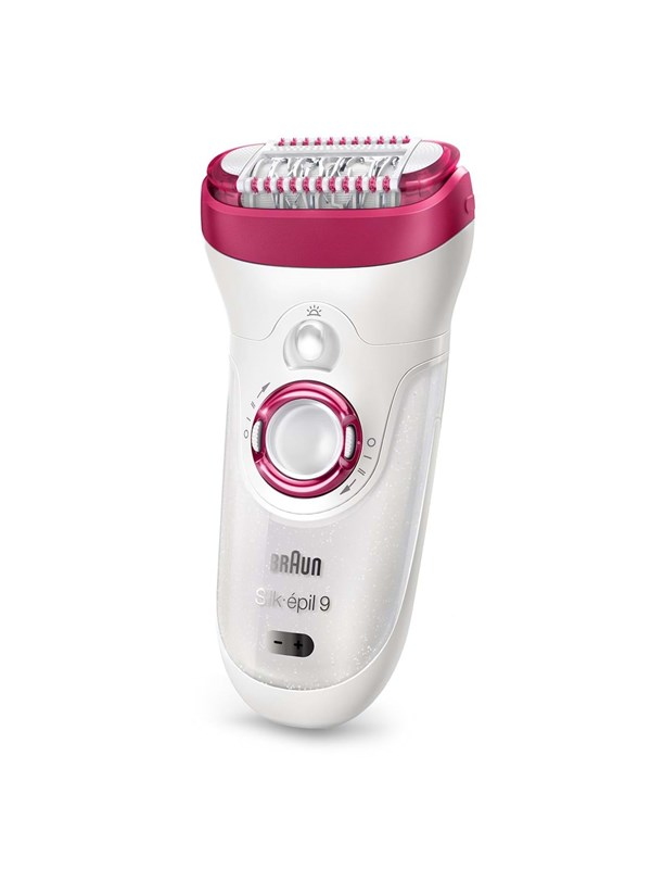 Image of   Braun Epilator Silk-épil 9 - 521 Wet & Dry Epilator