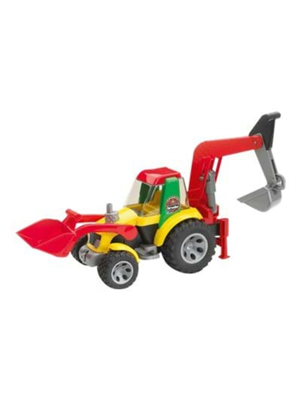 Image of   Bruder Backhoe Loader