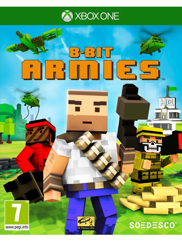 Image of   8-Bit Armies - Microsoft Xbox One - Strategi