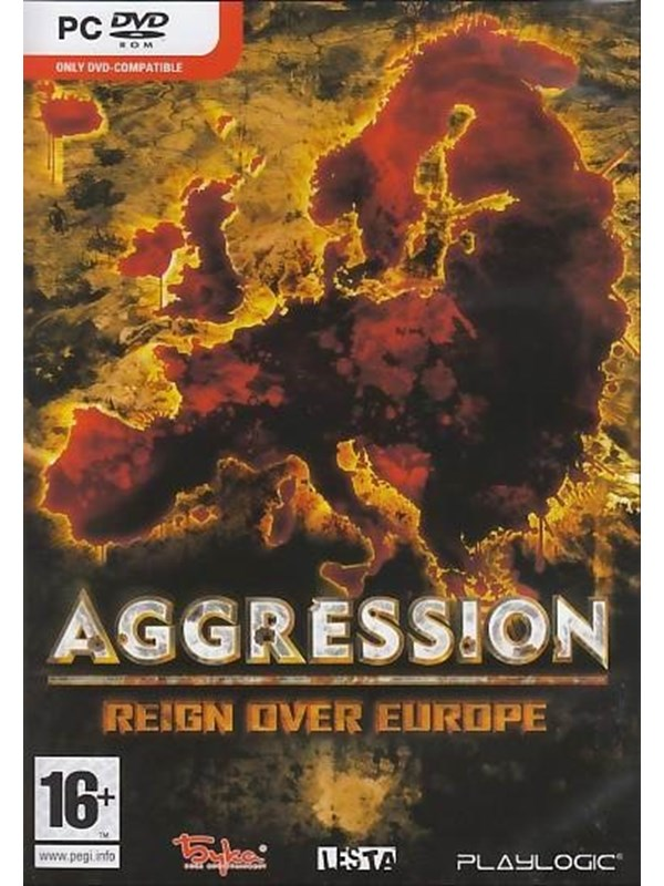 Image of   Aggression: Reign over Europe - Windows - Strategi