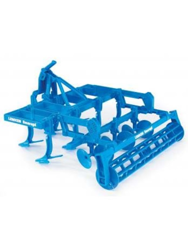 Image of   Bruder Accessories: LEMKEN Disc cultivator