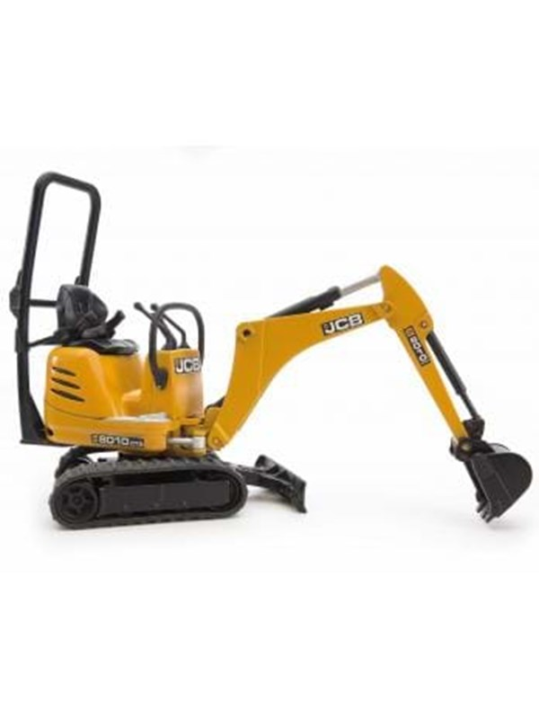 Image of   Bruder JCB Micro excavator 8010 CTS