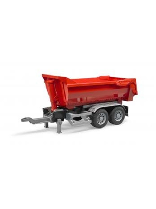 Image of   Bruder Halfpipe trailer for trucks