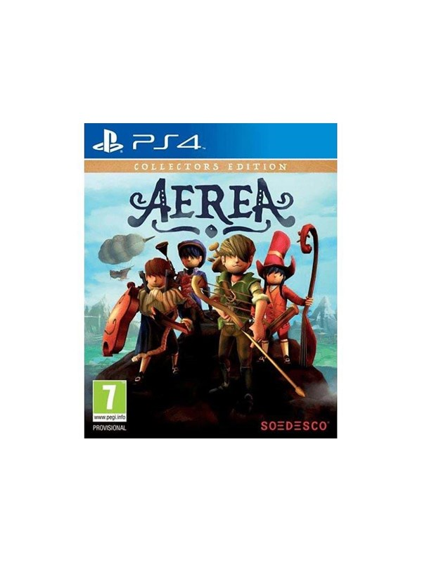 Image of   AereA: Collector's Edition - Sony PlayStation 4 - Action
