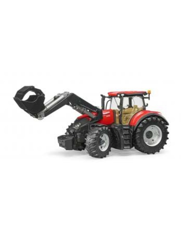 Image of   Bruder Case IH Optum 300 CVX with frontloader