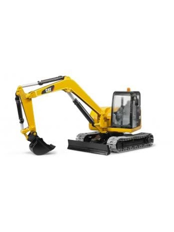 Image of   Bruder Cat Mini excavator