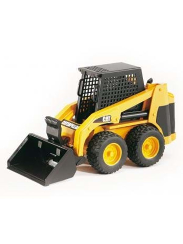 Image of   Bruder CAT Skid steer loader