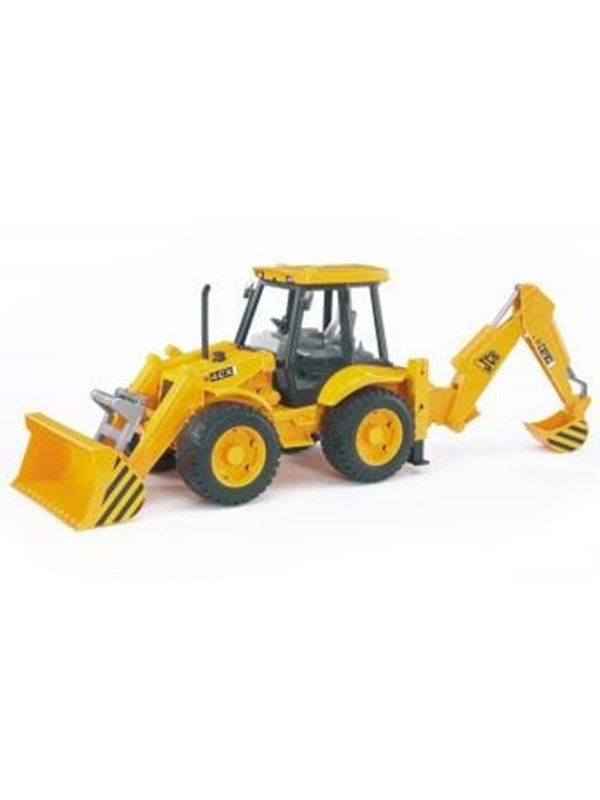 Image of   Bruder JCB 4CX Backhoe loader