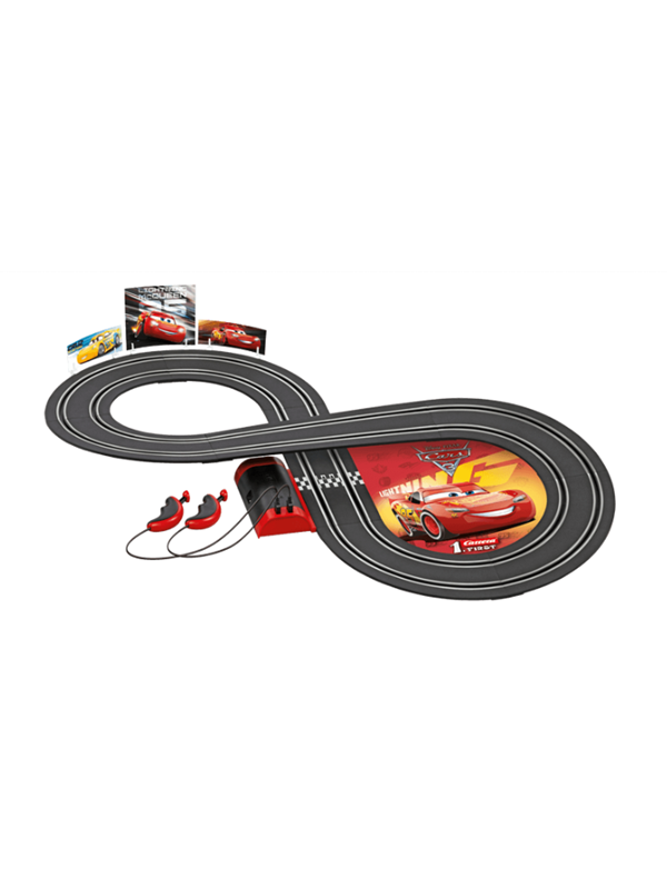 Image of   Carrera First - Disney Pixar Cars 3