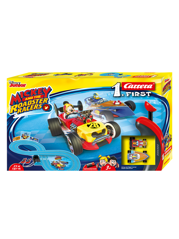 Image of   Carrera First - Mickey Roadster Racers