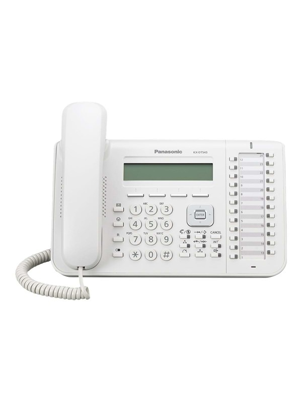 Image of   Panasonic KX-DT543 - digitaltelefon
