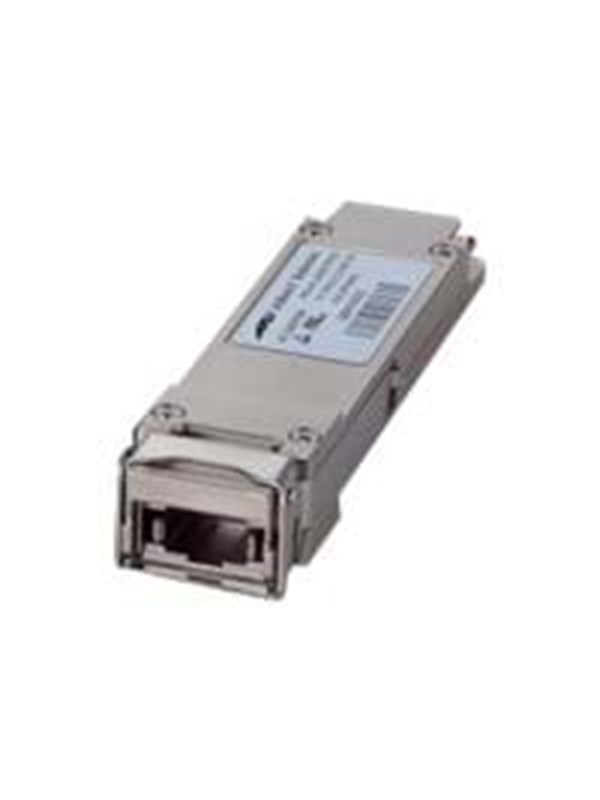 Image of   Allied Telesis AT-QSFPSR4 - QSFP+ transceiver modul - 40 Gigabit LAN