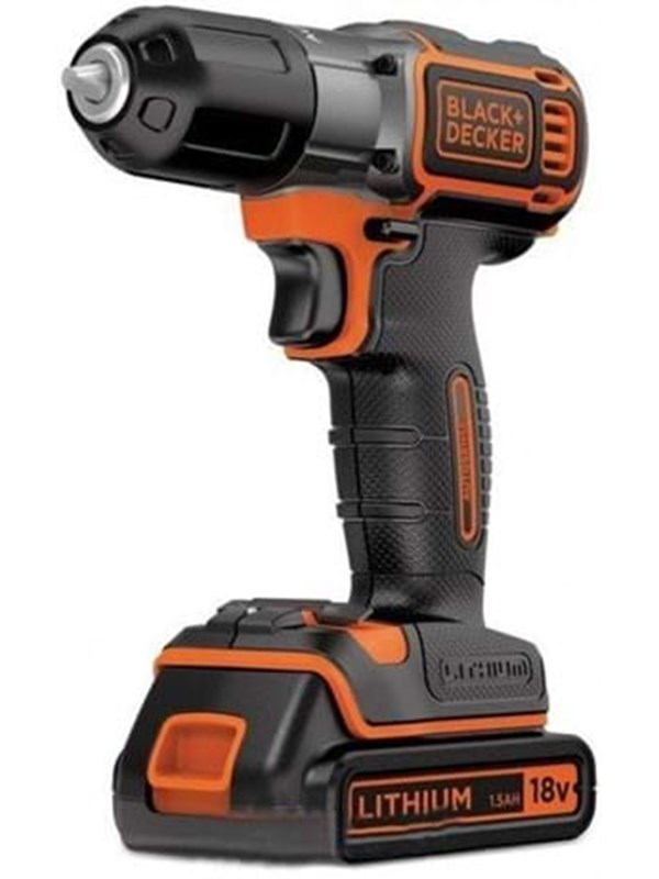 Image of   Black & Decker Screwdriver MT218KB-QW